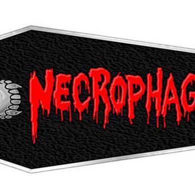 Necrophagia Coffin Metal Bottle Opener