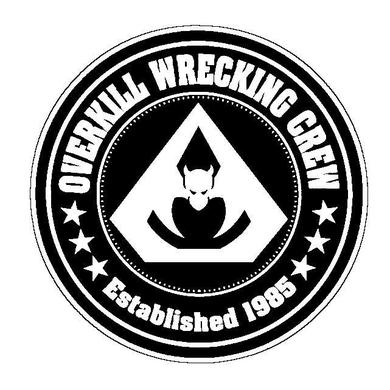 Overkill Wrecking Crew Patch