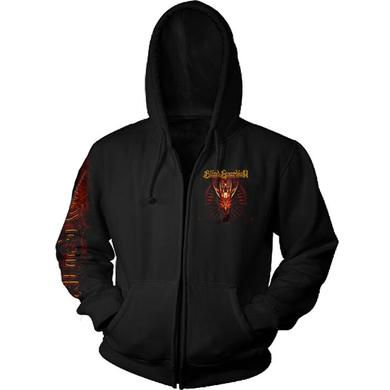 Blind Guardian Red Dragon Zip Hoodie