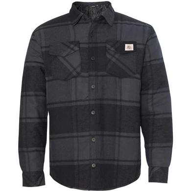 Mighty Mighty Bosstones Plaid Quilted Flannel Jacket
