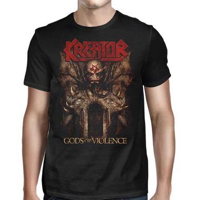 Kreator Gods of Violence T-Shirt