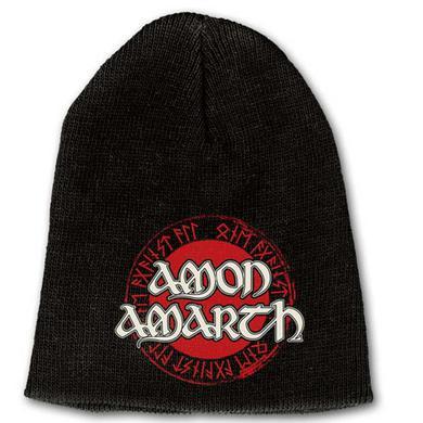 Amon Amarth Runes Beanie