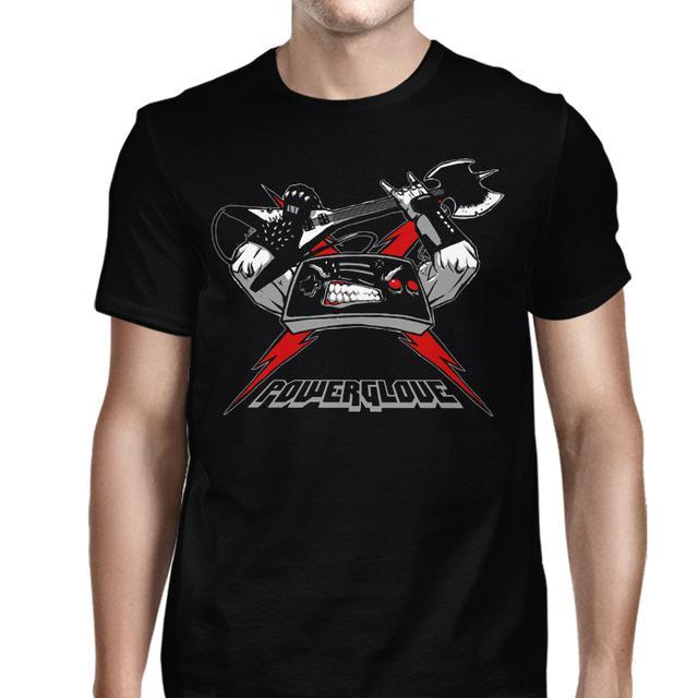 Powerglove Controller T-shirt