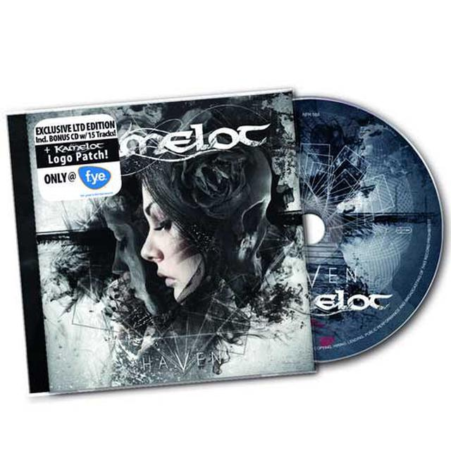 Kamelot Haven Limited Edition CD