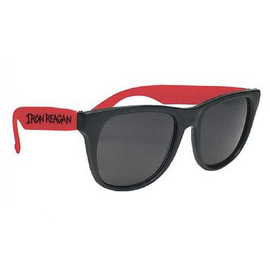 Iron Reagan Red-Black Sunglasses