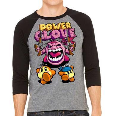 Powerglove Kirby Raglan