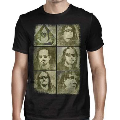 Overkill Faces T-Shirt