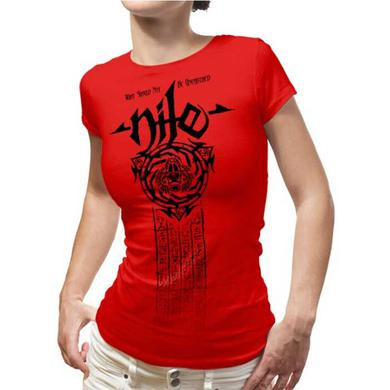 Nile Scarab Mummy Ladies Tee