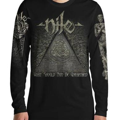 Nile Unearthed 2016 Tour Long Sleeve Tee