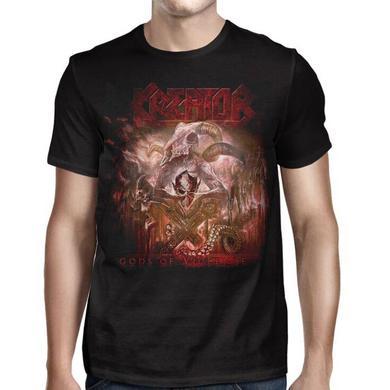 Kreator Gods of Violence 2017 Tour T-Shirt