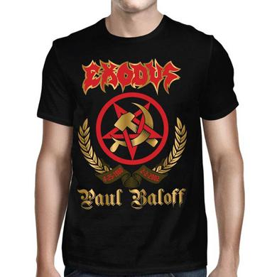 Exodus Paul Baloff Tribute T-Shirt