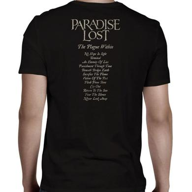Paradise Lost The Plague Within Lyric T-Shirt