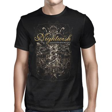 Nightwish Endless Forms Summer Festival T-Shirt