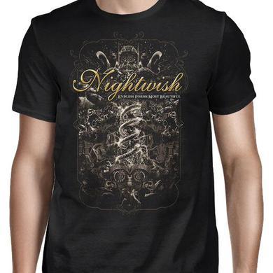 Nightwish Endless Forms Summer Festival T-Shirt