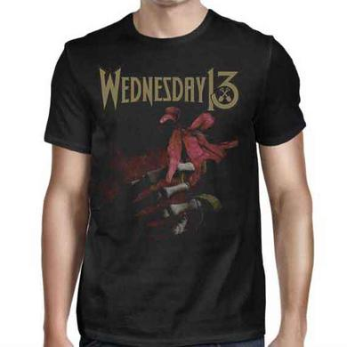Wednesday 13 Condolences - Sorry T-Shirt