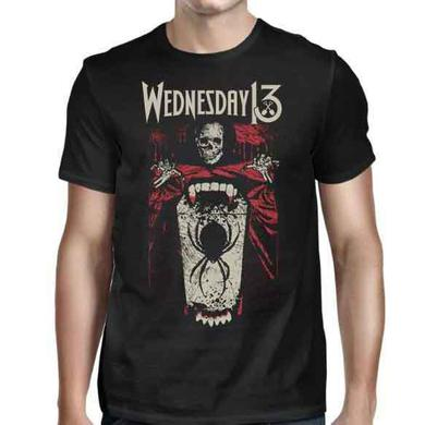 Wednesday 13 Spider T-Shirt