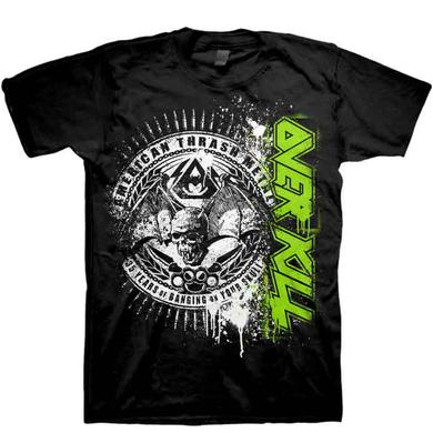 Overkill Seal 2015 Dates T-Shirt