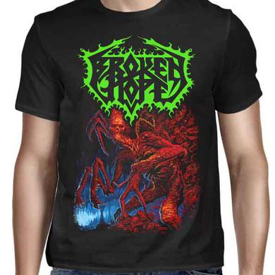 Broken Hope Mutilated Song List T-Shirt