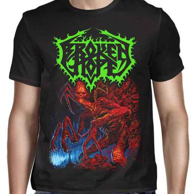 Broken Hope Mutilated Album Title T-Shirt
