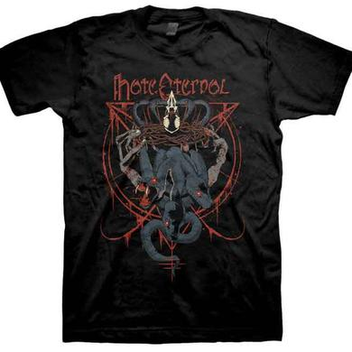 Hate Eternal The Serpent King T-Shirt