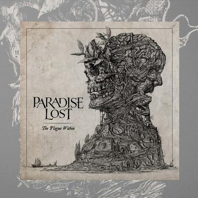 Paradise Lost The Plague Within Red Vinyl