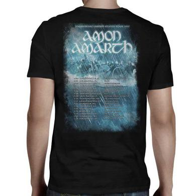 Amon Amarth Jomsviking Tour 2016 T-Shirt
