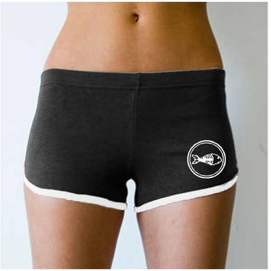 Fishbone Logo Running Shorts