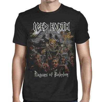 Iced Earth Plagues T-Shirt