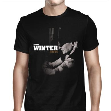 Johnny Winter Roots T-Shirt