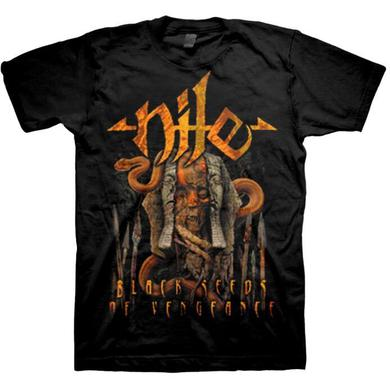 Nile Black Seeds Of Vengeance Tee