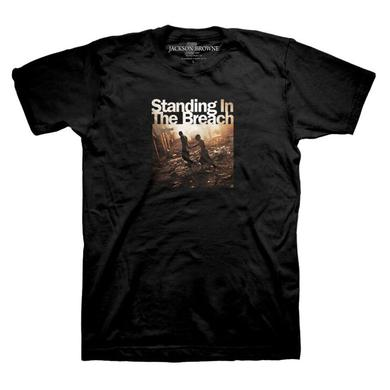 Jackson Browne Standing In The Breach-2016 T-Shirt