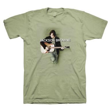 Jackson Browne Guitar Acoustic 2013 Tour T-Shirt