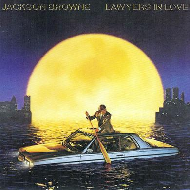 Jackson Browne Lawyers In Love Cd