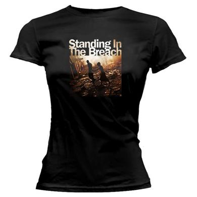 Jackson Browne Standing On The Breach 2015 Ladies Tour Tee