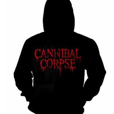 Cannibal Corpse Butchered At Birth Zip Hoodie