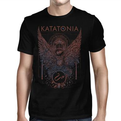 Katatonia Blue Red Bird US Temple T-Shirt