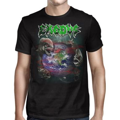 Exodus Piranha World North America '17 T-Shirt