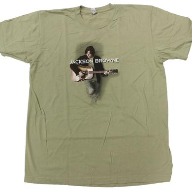 Jackson Browne Solo Acoustic - 2013 Tour Shirt