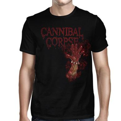 Cannibal Corpse Bloody Hand T-Shirt