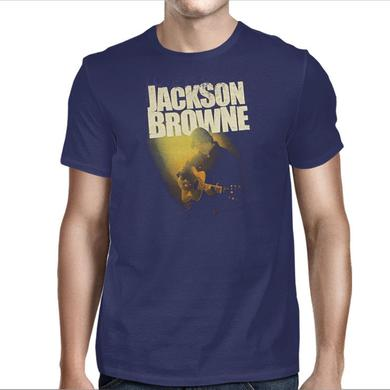 Jackson Browne Solo Acoustic Fall 2003 Tour T-Shirt