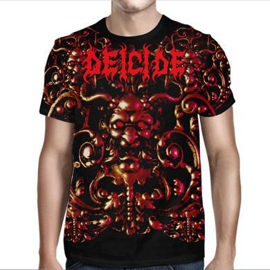 Deicide Medallion Sublimated T-Shirt