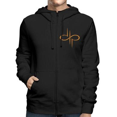 Devin Townsend Project Dtp Transcendence Cover Zip Hoodie