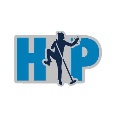 The Tragically Hip Hip Silhouette Pin