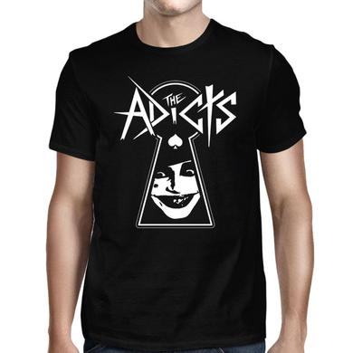 The Adicts Keyhole T-Shirt