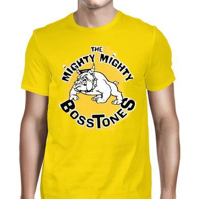Mighty Mighty Bosstones Classic Bulldog Yellow Kids
