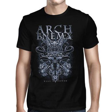 Arch Enemy Skull Bat T-Shirt