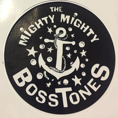 Mighty Mighty Bosstones Anchor Sticker
