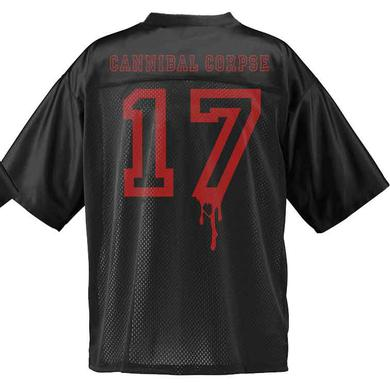 Cannibal Corpse Football Jersey