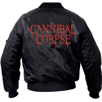 Cannibal Corpse Flight Jacket