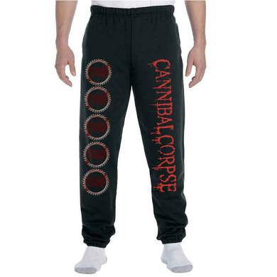 Cannibal Corpse Logo Sweatpants